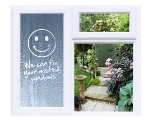 Misted Double Glazing Repairs